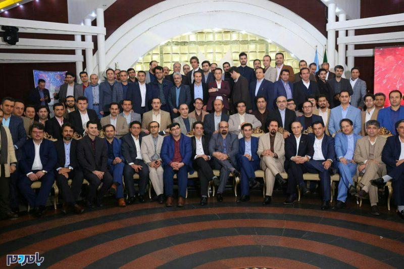 مراسم بزرگداشت روز وکیل مدافع در رشت برگزار شد + تصاویر
