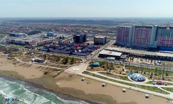 آزاد انزلی 600x360 - ورود بیش از ۳۰ هزار گردشگر به مرکز تفریحات دریایی در دو ماه گذشته