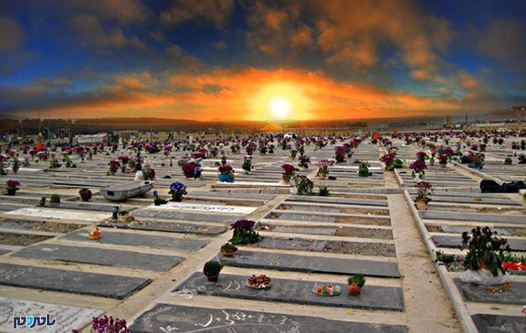 زنده شدن ۳ مُرده که در نیمه شب بهشت زهرا