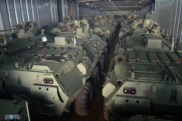 تجهیزات نظامی 600x397 - تامین تجهزات نظامی سوریه توسط ایران