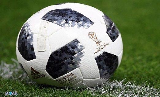 چین به توپ رسمی جام جهانی ۲۰۱۸ هم رحم نکرد