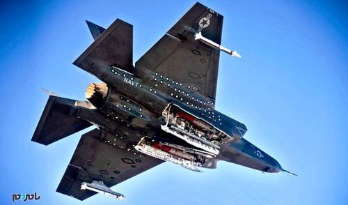جتهای جنگی اسرائیل حریم هوایی ایران را نقض کرده اند؟