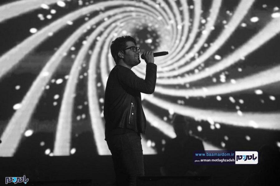 همایون در لاهیجان 2 - گزارش تصویری کنسرت موسیقی حامد همایون در لاهیجان