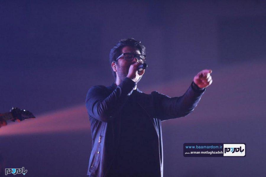 همایون در لاهیجان 4 - گزارش تصویری کنسرت موسیقی حامد همایون در لاهیجان