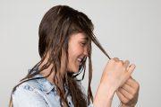 روش صحیح خشک کردن موها به چه صورت است؟