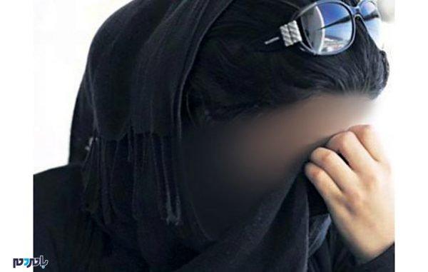 دختر زن دختر جوان 600x381 - درگیری خیابانی 6 دختر دانشجو!   حیثیت یکدیگر را بردند