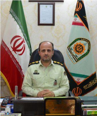 سرهنگ عبدالعلی شعبانی 336x400 - دستگیری جاعل عنوان در صومعه سرا