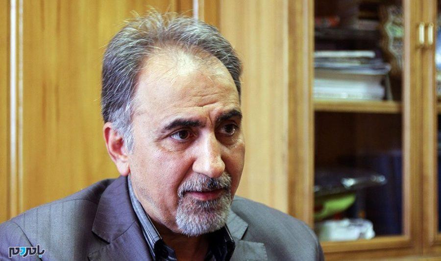 شهردار سابق تهران و عیال بعد از ازدواج مجدد جنجالی ! + عکس
