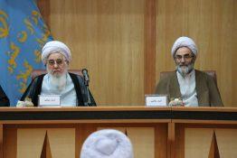 مراسم تکریم و معارفه نماینده قدیم و جدید ولی فقیه در استان گیلان | گزارش تصویری