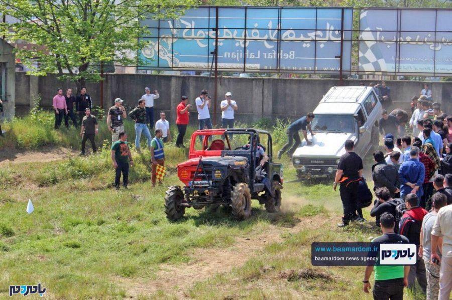 آفرود امدادی لاهیجان 16 - اولین دوره مسابقات آفرود امدادی در گیلان به میزبانی لاهیجان   گزارش تصویری