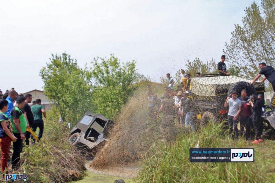 آفرود امدادی لاهیجان 9 - اولین دوره مسابقات آفرود امدادی در گیلان به میزبانی لاهیجان   گزارش تصویری