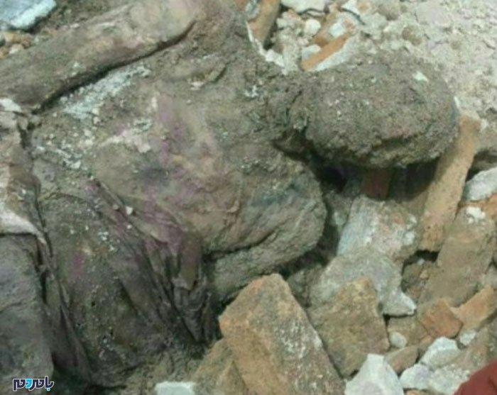 جسد یا مومیایی ناپدید شده کجاست؟