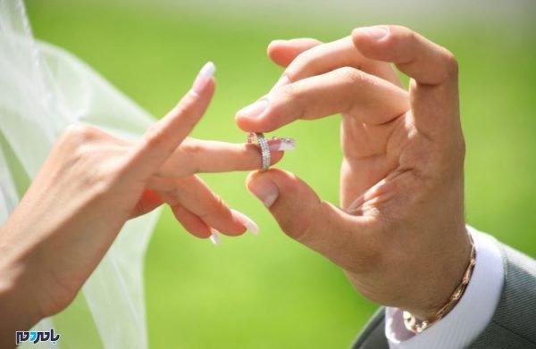 عقد ازدواج 600x391 - مهریه تینا: 9 کیلو پوست پیاز و یا دست راست داماد !