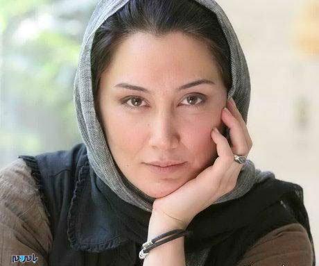هدیه تهرانی در حال سیگار کشیدن در ویلای لاکچری اش + عکس