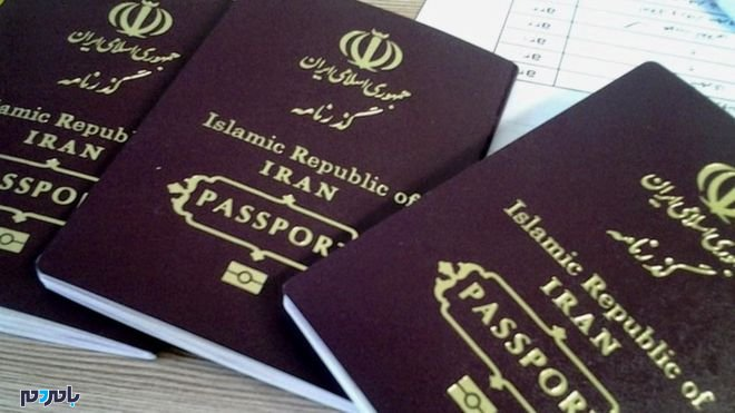 لبنان اعلام کرد: به گذرنامه مردم ایران مهر نمی زنیم !