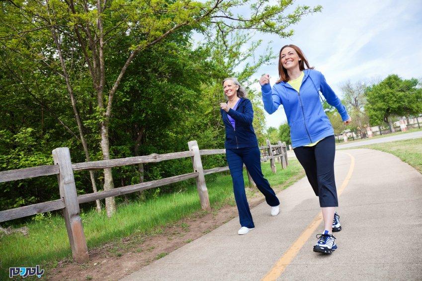 ترفندهایی برای کالریسوزی بیشتر هنگام پیادهروی