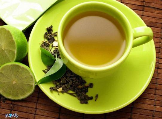 سبز 542x400 - نحوه مصرف چای چگونه باید باشد؟