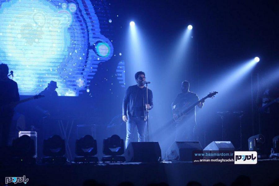 حامد همایون لاهیجان 1 - گزارش تصویری کنسرت موسیقی حامد همایون در لاهیجان