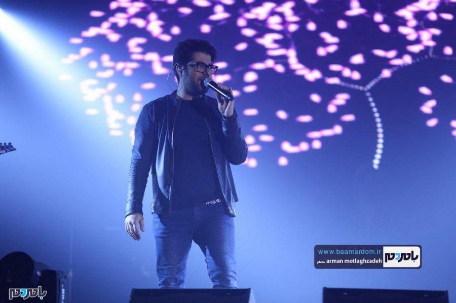 گزارش تصویری کنسرت موسیقی حامد همایون در لاهیجان
