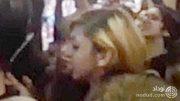 انتشار عکس دختر بیحجاب در جشن برج سلمان مشهد + عکس