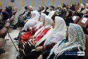 جنگ شادی با عنوان «لاهیجان شهر دوستدار سالمند» برگزار شد + تصاویر