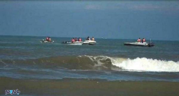 دریا نجات غرق 600x324 - ۵۴۲ نفر در سواحل گیلان از خطر غرق شدگی نجات یافتند