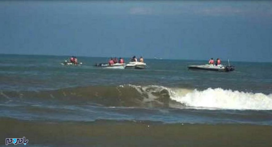 ۵۴۲ نفر در سواحل گیلان از خطر غرق شدگی نجات یافتند