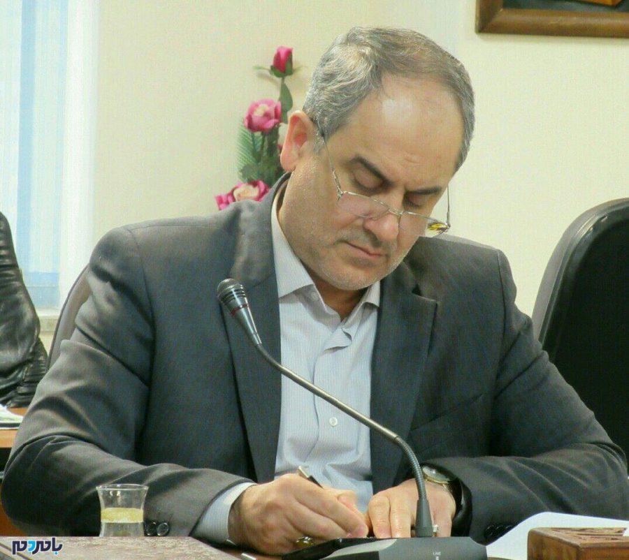 پیام تسلیت فرماندار رودسر به مناسبت درگذشت معاون سیاسی اجتماعی فرمانداری لاهیجان