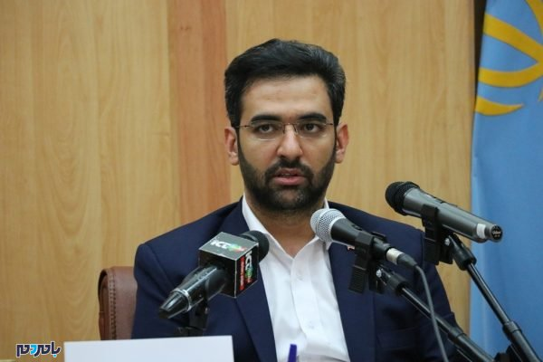 محمدجواد آذری جهرمی وزیر ارتباطات و فناوری اطلاعات 600x400 - رسانهها نیاز به آزادی عمل دارند | ۵ لایحه جدید فضای مجازی در حال تدوین است