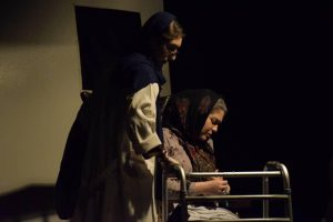 گزارش تصویری تئاتر «خانمچه و مهتابی» در رشت