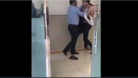 فیلم ضرب و شتم شدید دانشجو در دانشگاه آزاد تهران شمال توسط تیم حراست! / واکنش ولایتی + فیلم