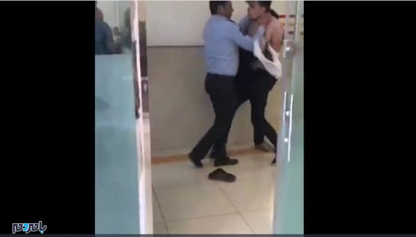 787 600x342 - فیلم ضرب و شتم شدید دانشجو در دانشگاه آزاد تهران شمال توسط تیم حراست! / واکنش ولایتی + فیلم