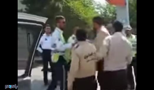 Untitled - دستگیری مأموران شهرداری که با پلیس درگیر شدند