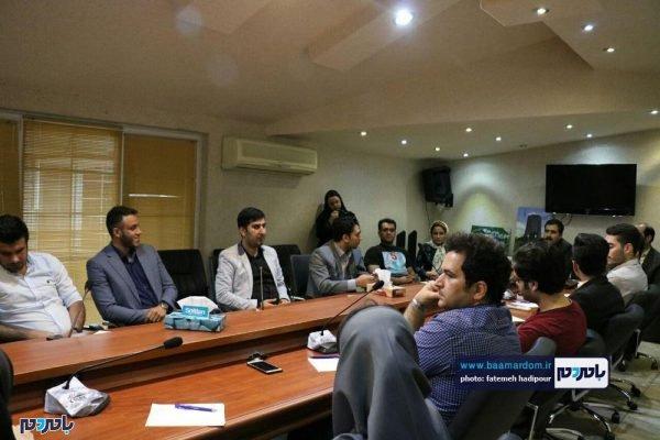 اتاق فکر شهرداری لاهیجان 11 600x400 - اتاق فکر شهرداری لاهیجان در خدمت همه جوانان و شهروندان است / گزارش تصویری