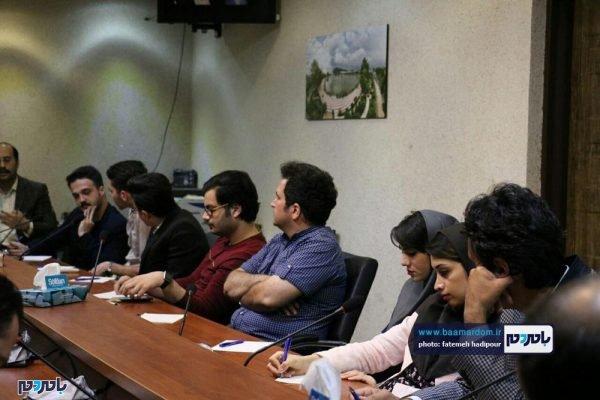 اتاق فکر شهرداری لاهیجان 21 600x400 - اتاق فکر شهرداری لاهیجان در خدمت همه جوانان و شهروندان است / گزارش تصویری