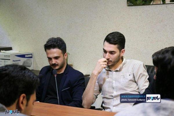 اتاق فکر شهرداری لاهیجان 23 600x400 - اتاق فکر شهرداری لاهیجان در خدمت همه جوانان و شهروندان است / گزارش تصویری