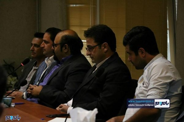 اتاق فکر شهرداری لاهیجان 25 600x400 - اتاق فکر شهرداری لاهیجان در خدمت همه جوانان و شهروندان است / گزارش تصویری