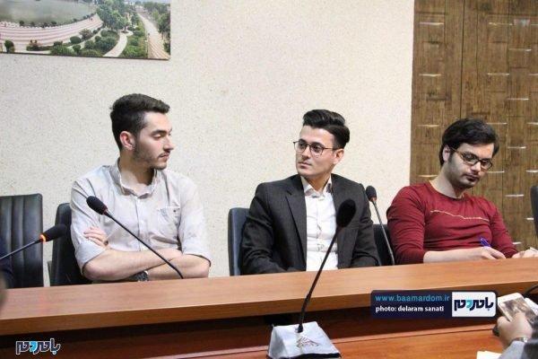 اتاق فکر شهرداری لاهیجان 6 600x400 - اتاق فکر شهرداری لاهیجان در خدمت همه جوانان و شهروندان است / گزارش تصویری