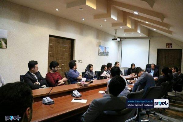 اتاق فکر شهرداری لاهیجان 9 600x400 - اتاق فکر شهرداری لاهیجان در خدمت همه جوانان و شهروندان است / گزارش تصویری