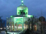 دستگیری سارقان بقعه امامزاده هاشم (ع) | صحتوسقم بیهوشی نگهبانان در زمان سرقت مشخص نیست
