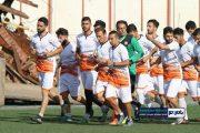 گزارش تصویری اولین تمرین سپیدرود در ورزشگاه شهید عضدی رشت