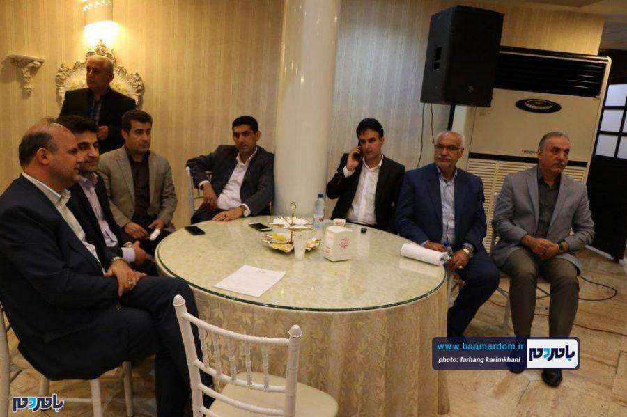 جشن گلریزان زندانیان دیه غیرعمد در لاهیجان 10 - جشن گلریزان زندانیان دیه غیرعمد در لاهیجان برگزار شد / گزارش تصویری