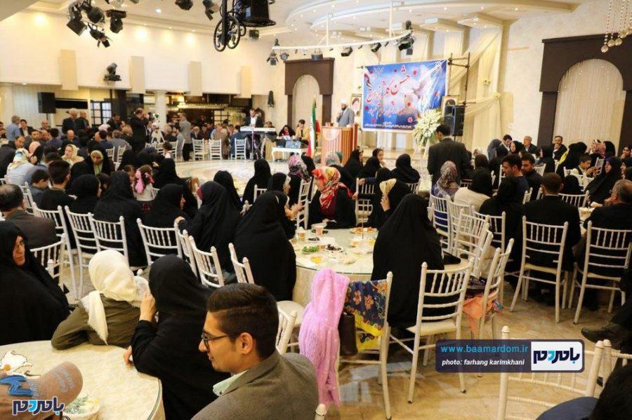 جشن گلریزان زندانیان دیه غیرعمد در لاهیجان برگزار شد / گزارش تصویری