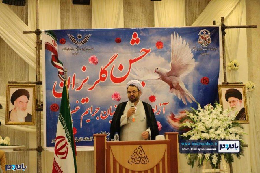 جشن گلریزان زندانیان دیه غیرعمد در لاهیجان 7 - جشن گلریزان زندانیان دیه غیرعمد در لاهیجان برگزار شد / گزارش تصویری