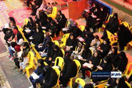 حال و هوای لاهیجان در آخرین شب قدر رمضان ۱۴۳۹