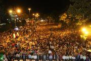 بیش از ۱۵ هزار نفر مسابقه ایران و پرتغال را در لاهیجان تماشا کردند