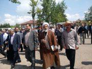 فریاد رهایی قدس در شهر رودبنه طنینانداز شد + تصاویر