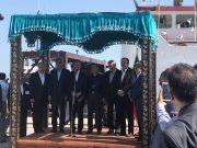 راهاندازی کریدور چین- قزاقستان- ایران با حضور معاون اول رئیس جمهور در منطقه آزاد انزلی