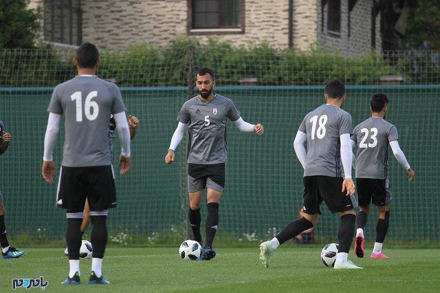 شوک به فوتبال ایران/ روزبه چشمی جام جهانی را از دست داد
