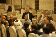 گزارش تصویری ضیافت افطاری اعتدالگرایان گیلان